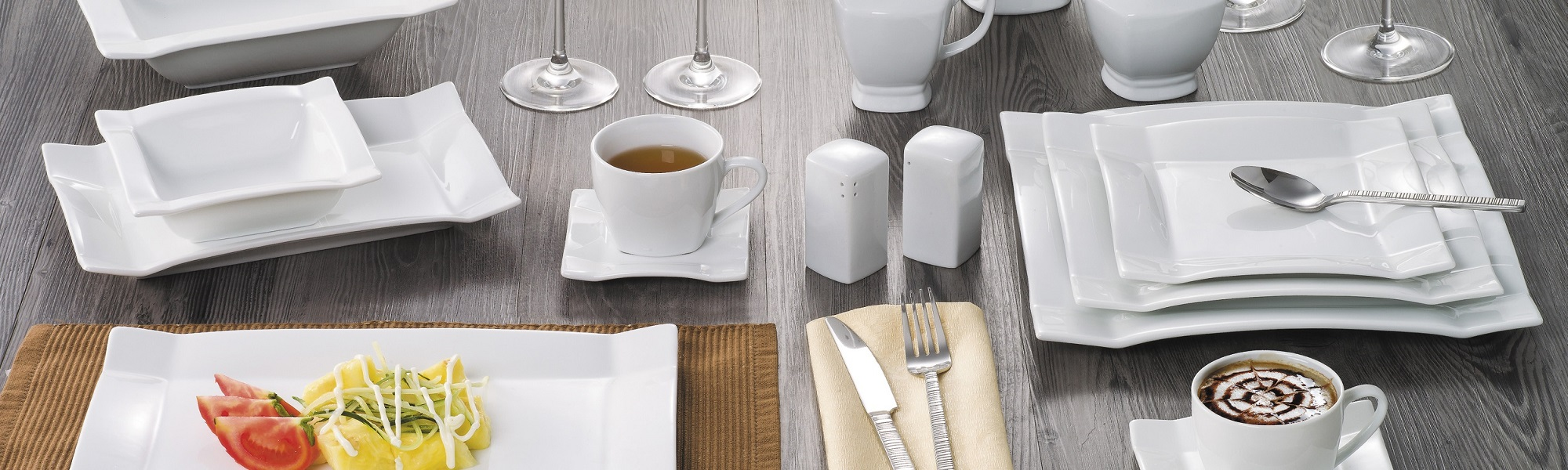 Tableware and HORECA